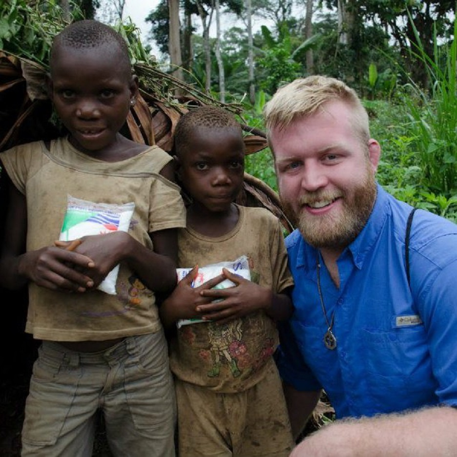 After five years in the Congo, Justin Wren returns to MMA on August 28 with an inspirational story to share