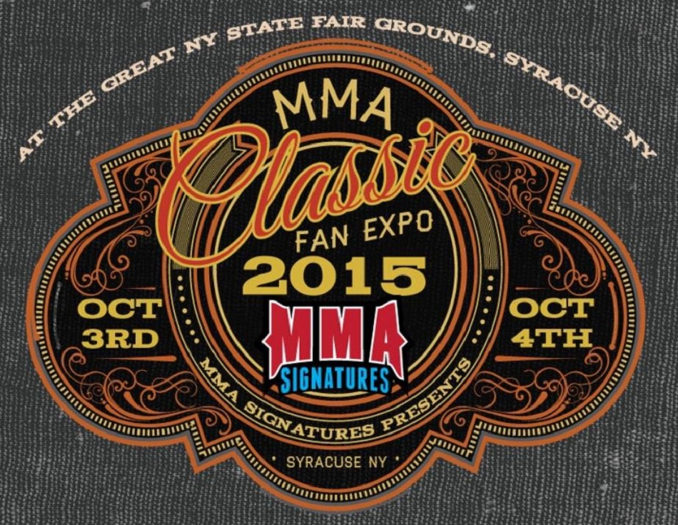 MMA Classic Fan Expo invades Syracuse next weekend