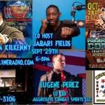 East Coast MMA Show – 9-29-15