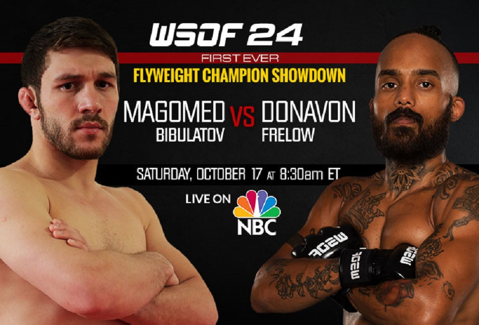 WSOF to Crown First Flyweight Champion on Oct. 17