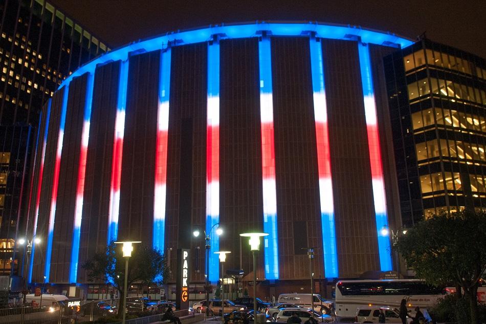 UFC schedule event in New York's Madison Square Garden