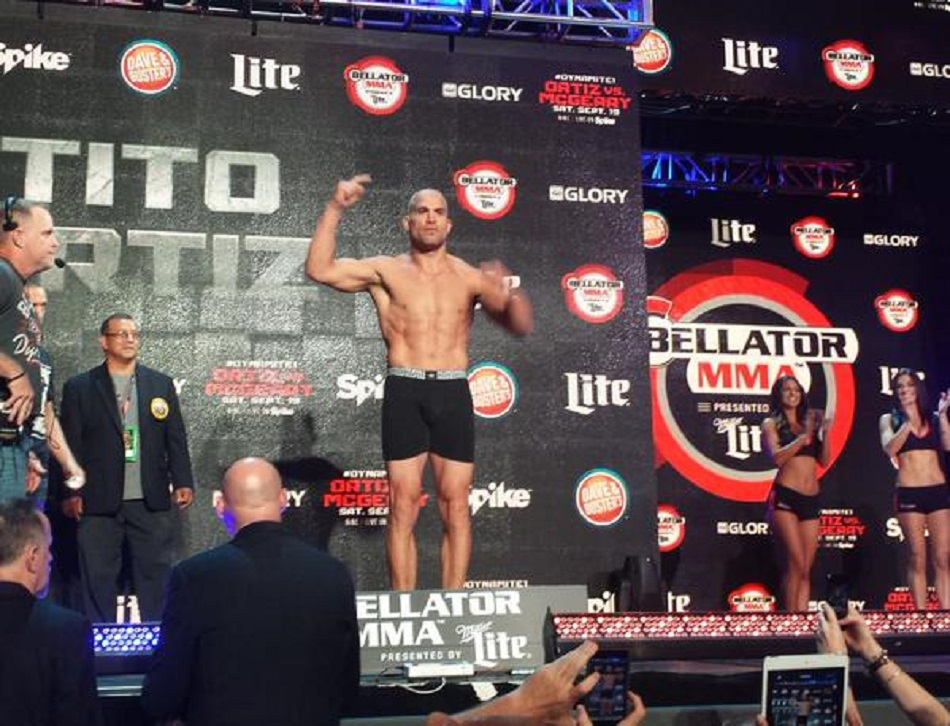 Bellator 142: Dynamite 1 Weigh-in Results