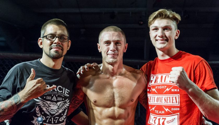 Zak Kelly aims to stay undefeated at WCC 19, Anthony Tisdale in his sights