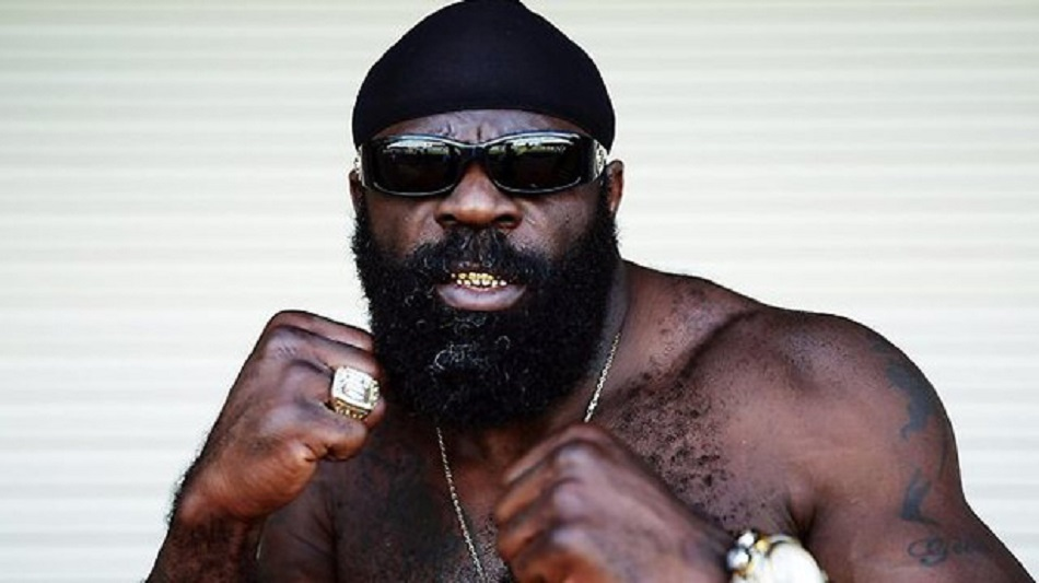 Kimbo Slice gives up Texas fight license after drug test failure