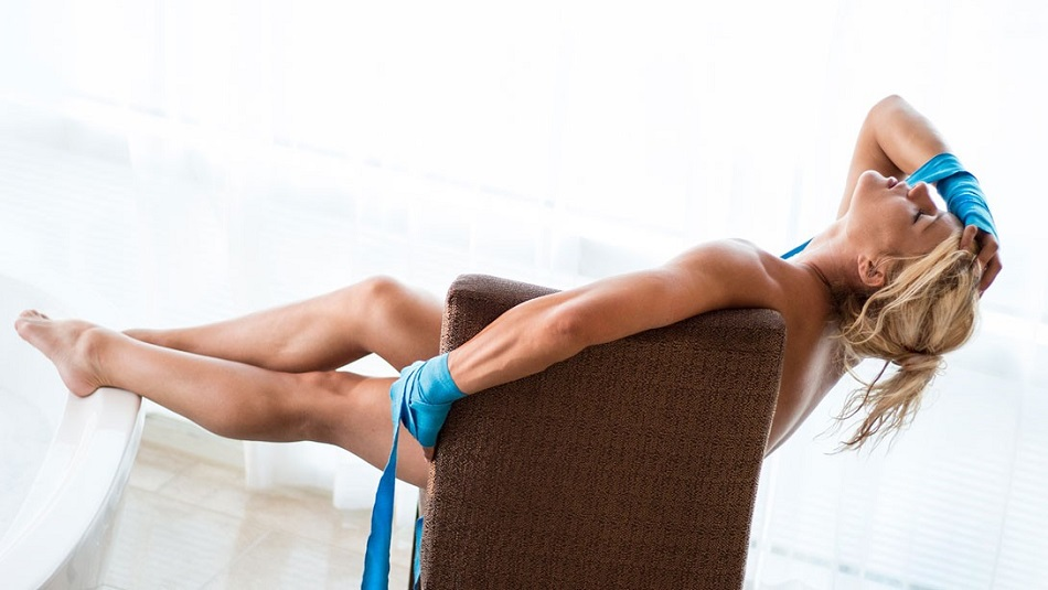 NSFW – New Felice Herrig Muscle & Fitness Photos Released