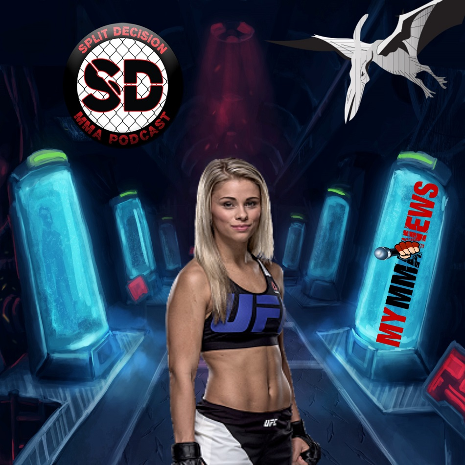 Paige VanZant interview – UFC 191 – Split Decision MMA Podcast