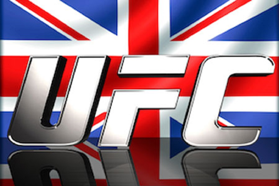 UFC London announced for Feb 2016