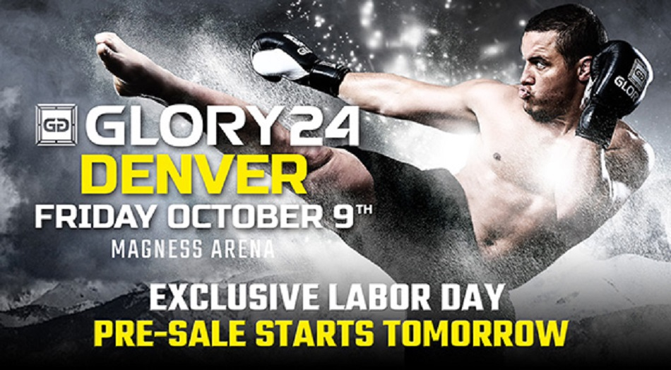 Levin Injured, Wilnis Steps into GLORY 24 Headline Bout with Schilling, Pat Barry Returns