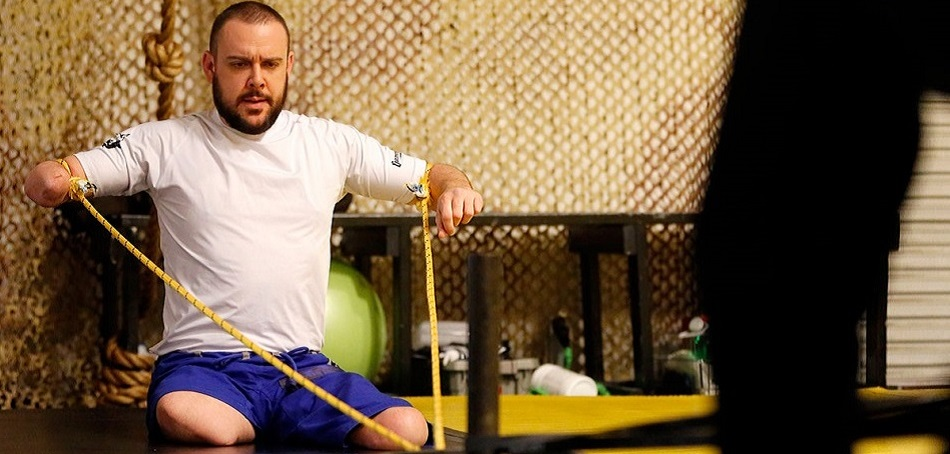 Triple amputee wounded in Iraq attacks disability by competing in Brazilian jiu-jitsu