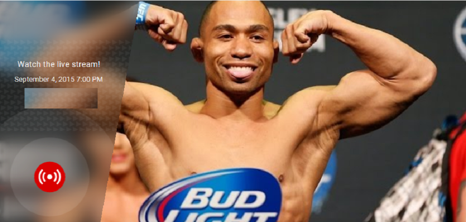 Watch UFC 191 Weigh-ins Here 7pm EST