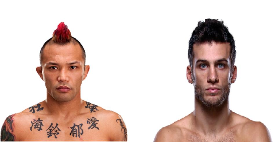Injuries scrap Yamamoto - Hobar UFC Japan bout