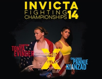Invicta FC 14 Weigh-In Results - Both main event fighters miss weight
