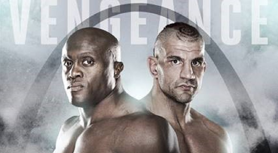 Lashley vs. Thompson set for Bellator145 Vengeance – Nov. 6 on Spike