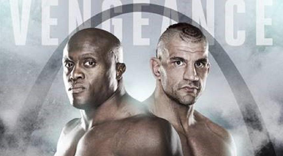 Lashley vs. Thompson set for Bellator145 Vengeance - Nov. 6 on Spike