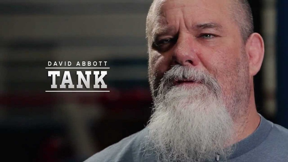 Tank Abbott:  I can beat any woman and you have to make me a sandwich