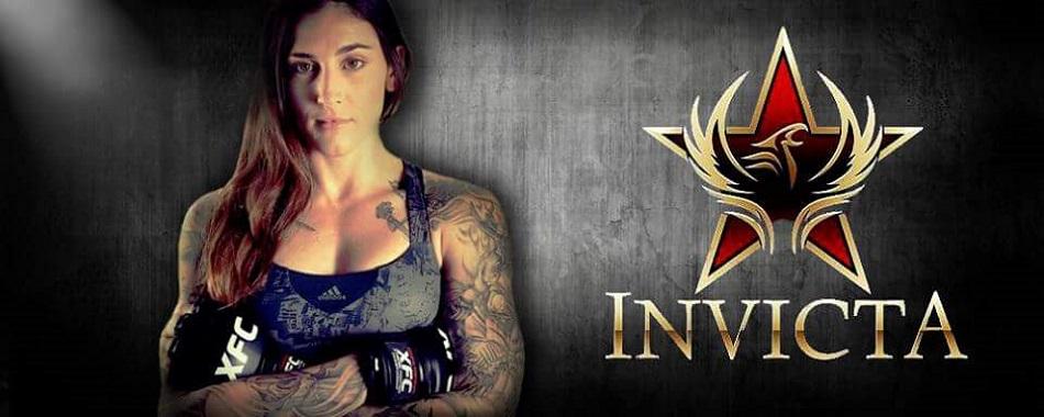 #WCW – Invicta FC's Megan Anderson