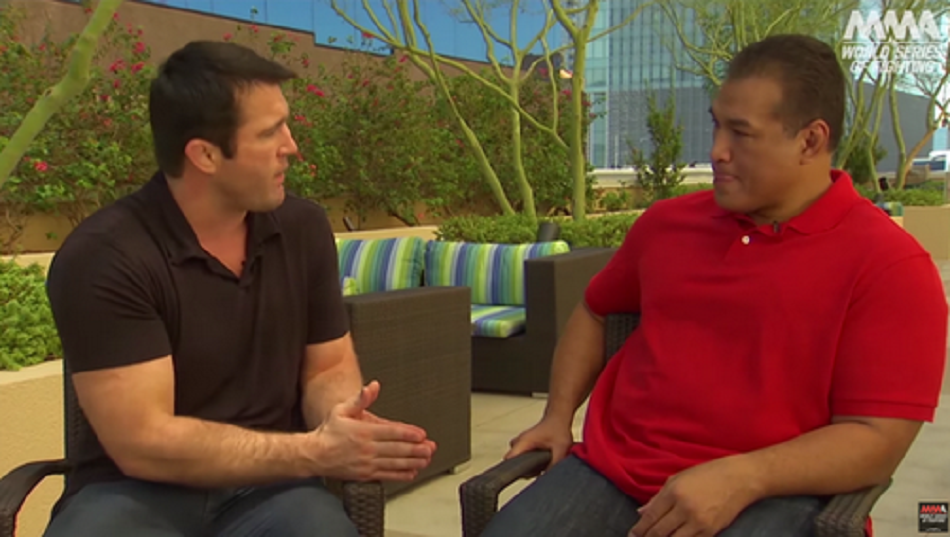Video: WSOF 23 Pre-Show with Chael Sonnen and Ray Sefo