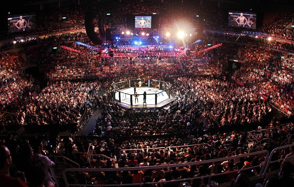 Tickets for Two December UFC Events on Sale Friday