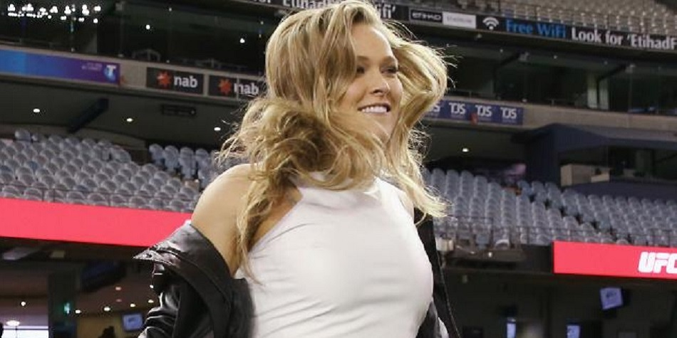 UFC 193, Ronda Rousey, on track to set world record