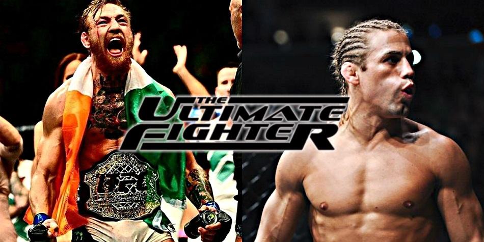 Cast Revealed for Ultimate Fighter: McGregor vs Faber