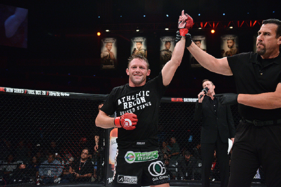 Official 'Bellator 143' Results - Warren Earns Shot