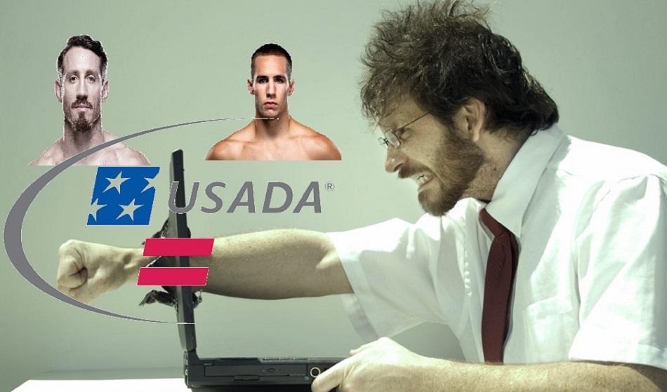 UFC, Do you know where your fighters are? USADA app falls short
