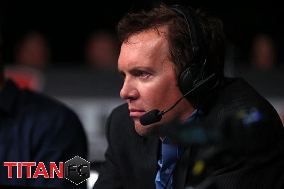 Sean Wheelock gets Titan FC 36 commentator job on UFC Fight Pass