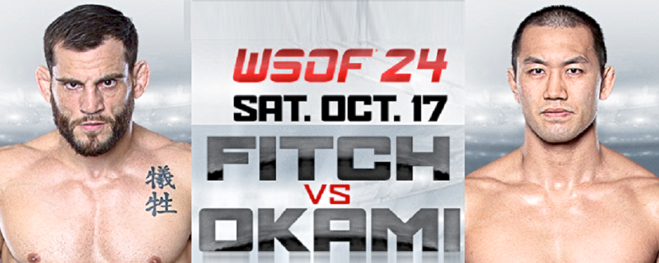 WSOF 24 Adds Seven Preliminary Card Bouts To Oct. 17 Lineup