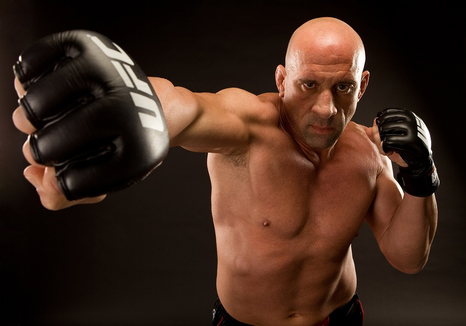 A healthy Mark Coleman sends 'Thank You' to every fan who donated