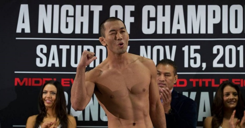 WSOF 24 weigh-in results – Green light for Fitch vs Okami