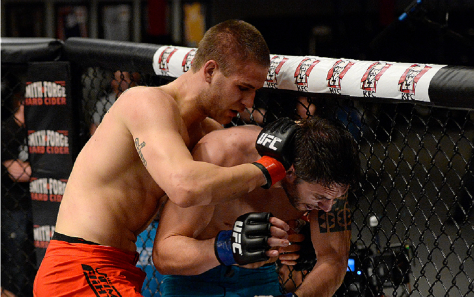 "Matt ""Gutter"" Van Buren discusses releases from UFC, Prize fight will go where money takes him"
