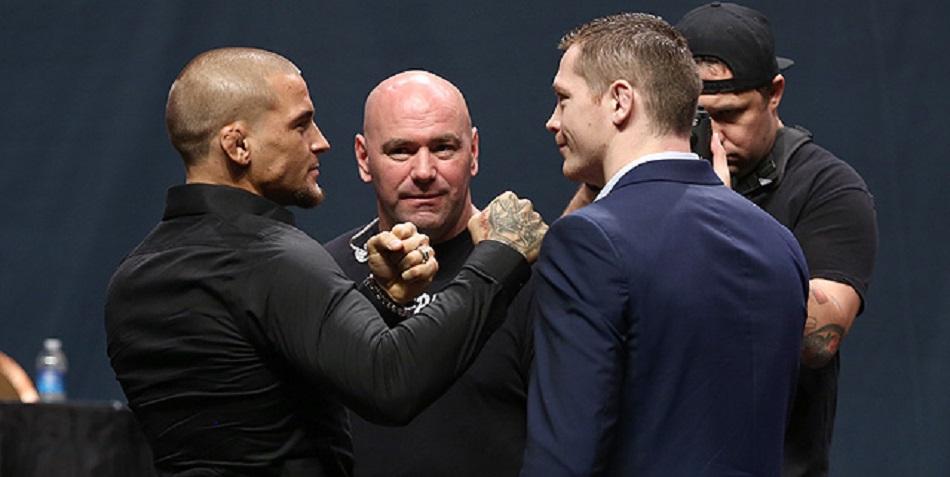 Poirier – Duffy rescheduled for UFC 195