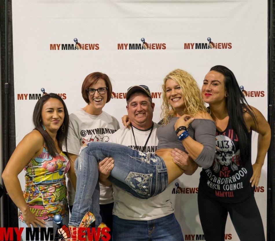 MMA Classic Fan Fest Photo Gallery