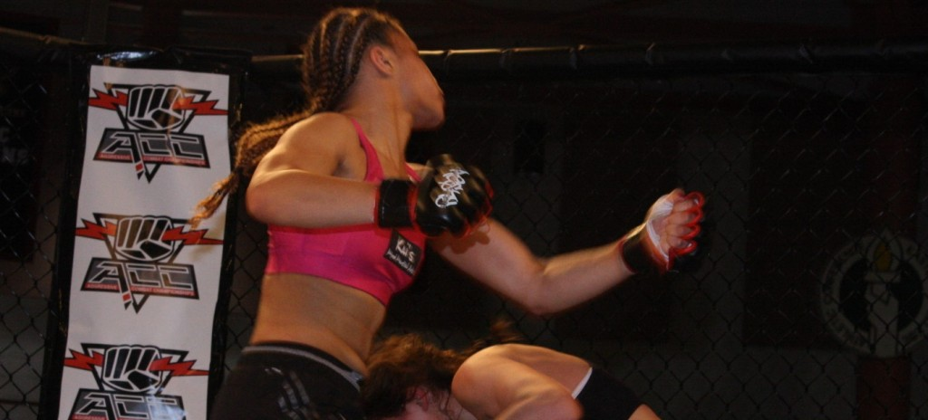 Post Fight Interview: Destiny Quinones Post Title Win at ACC 12