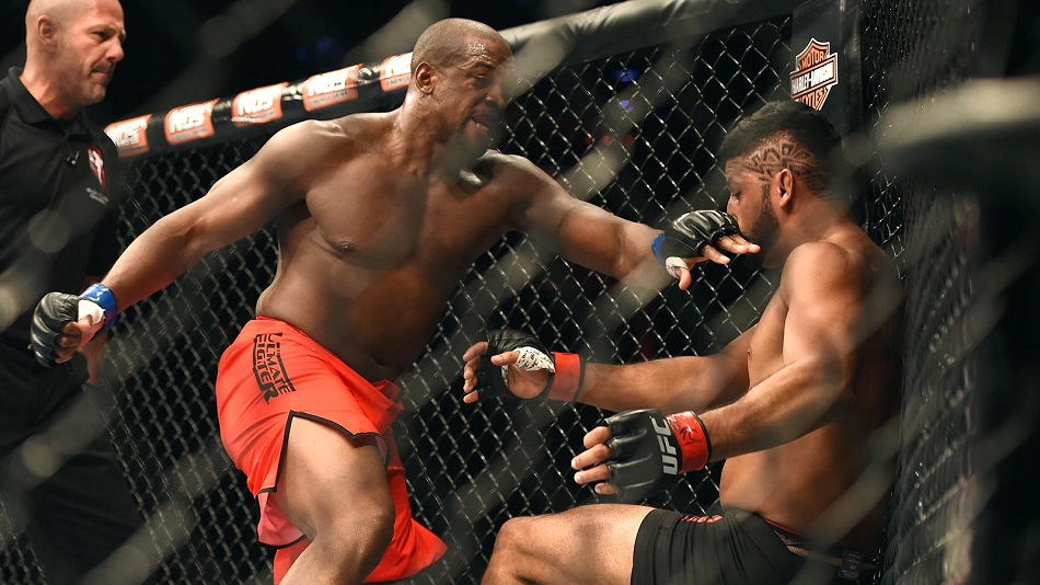 TUF 19 winner Eddie Gordon released from UFC