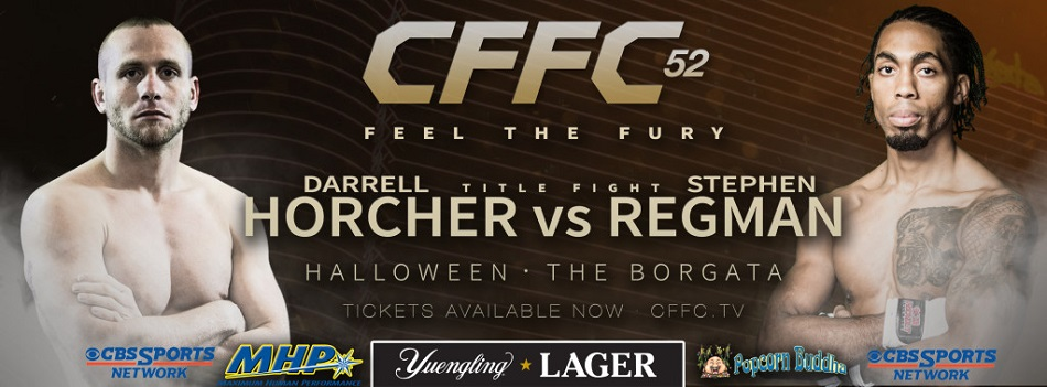 Darrell Horcher's CFFC Lightweight Title Defense Against Stephen Regman Highlights CFFC 52