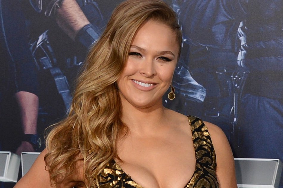 Rousey set to co-host ESPN SportsCenter on Wednesday