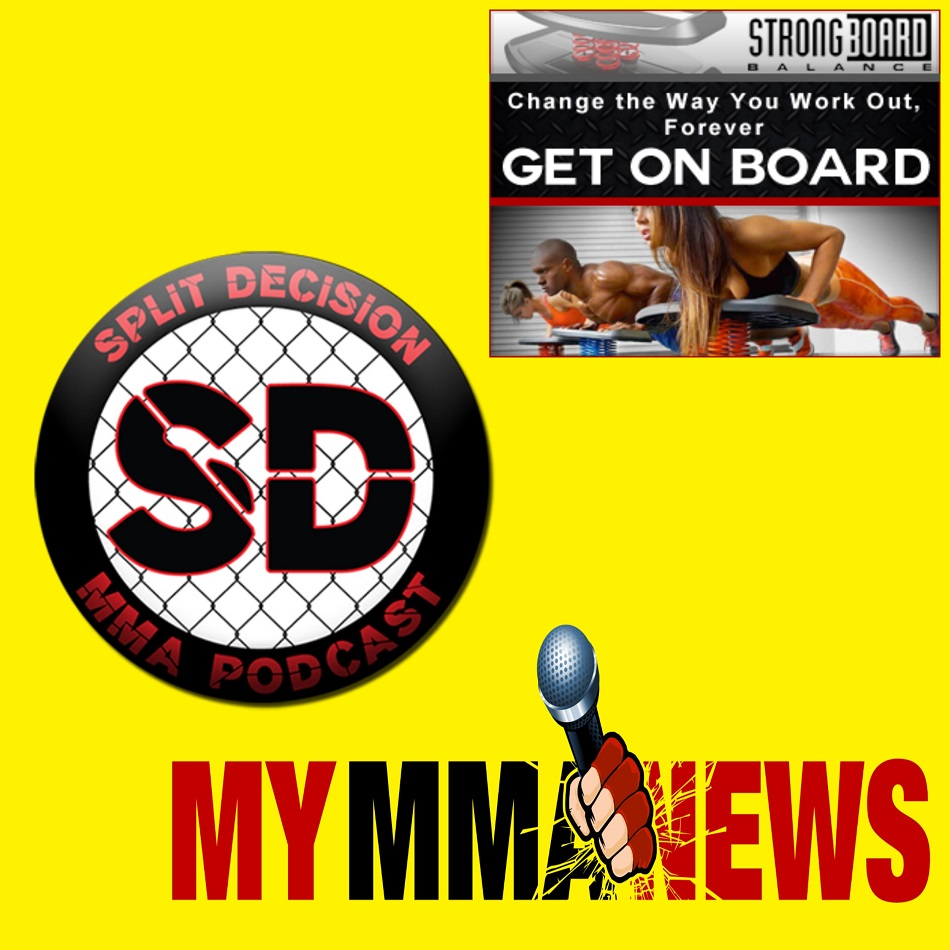 Split Decision MMA Podcast – UFC 192, Bader, Rumble, Rampage, Bisping, UFC on Fox 17