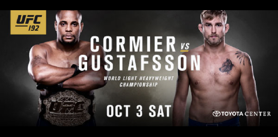 UFC 192 Weigh-ins – LIVE Video Stream
