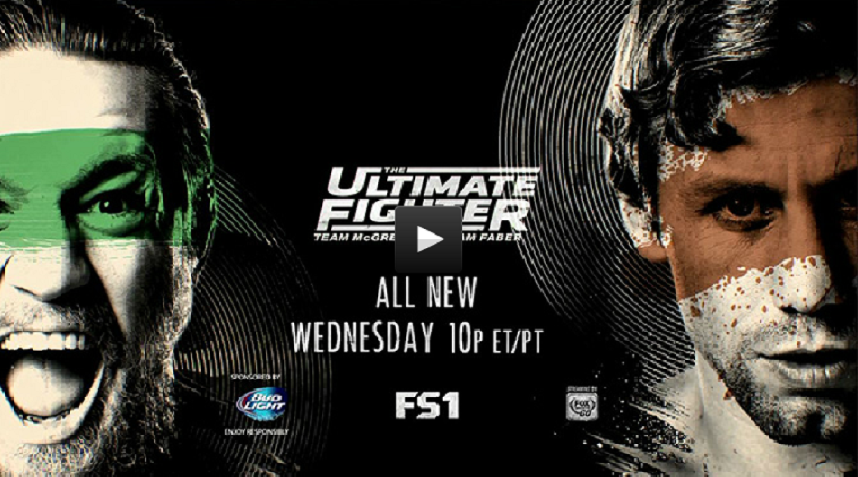 The Ultimate Fighter: Team McGregor vs. Team Faber – Ep. 6 Preview