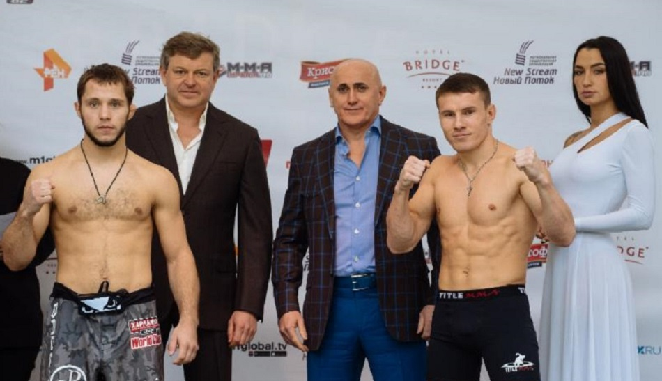 M-1 Challenge 62 weights & pictures from Sochia, Russia