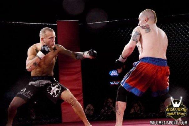 Burglar Enters Home of Mixed Martial Artist, Worst Decision He Ever Made