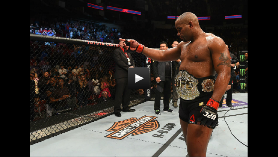 Who's next for Daniel Cormier? The champ talks