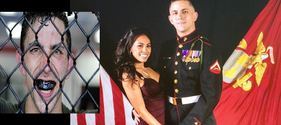 WSOF Fighter & Marine Corps Veteran Offers All Expenses Paid Trip to 240th Marine Corps Ball
