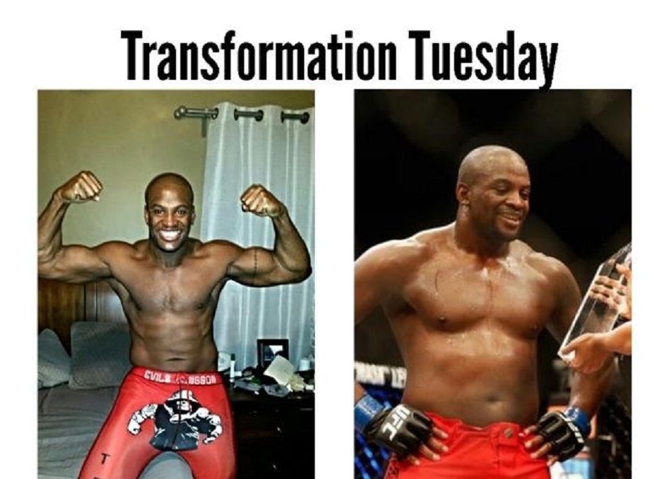 Transformation Tuesday: Loutrition helping fighters manage weight
