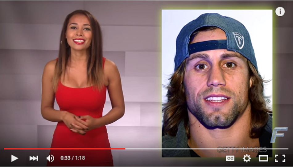 Woman Breaks Into Urijah Faber's House, Poops & Throws Up Everywhere