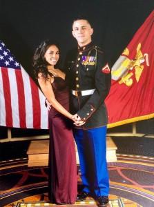 Shane Kruchten, Marine Corps Birthday