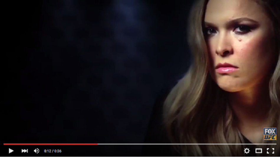 VIDEO:  Ronda Rousey Gets The World Ready For Week 7 For The 2015 NFL Season