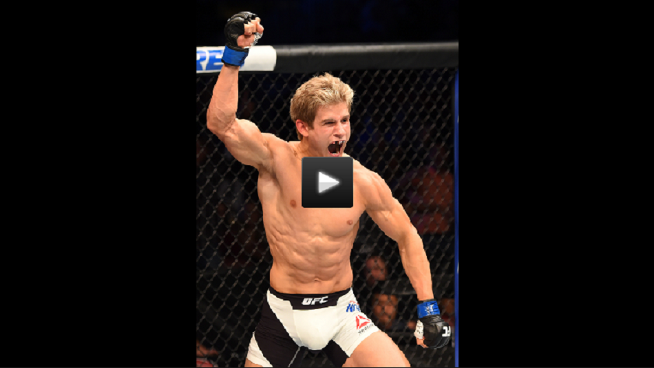 Cody Pfister set to put on a show against Northcutt – VIDEO