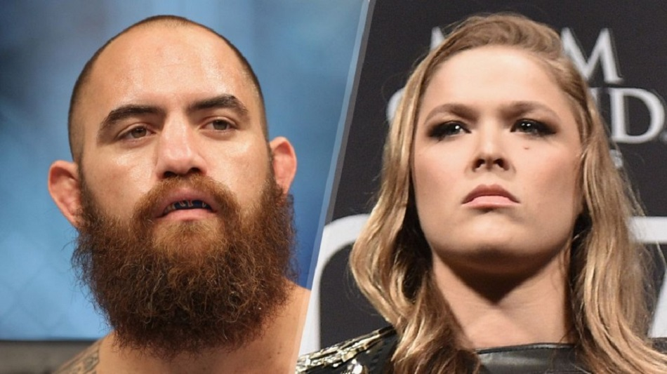 Ronda hangs up on UFC 193 media call after Travis Browne question